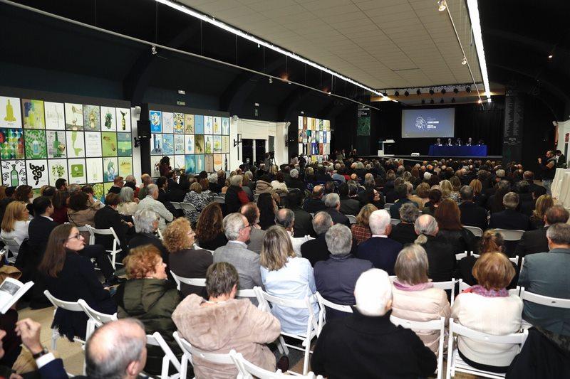 Terras Gauda entrega os Premios da 14ª Bienal Internacional de Cartelismo 'Francisco Mantecón' a deseñadores de Estonia, Rusía, Paises Baixos, EEUU e Israel