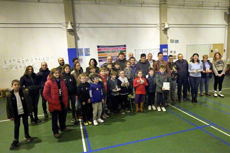 Clubs de toda Galicia competiron no IV Torneo Internacional Sub-2200 Xadrez Ponteareas