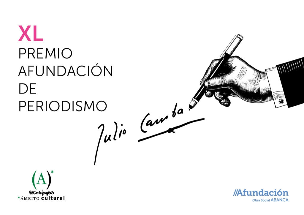 XL Premio Afundación de Periodismo Julio Camba