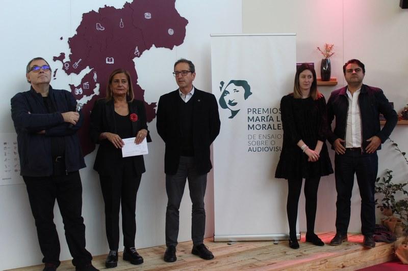 A Deputación de Pontevedra será a sede da cuarta edición dos Premios María Luz Morales