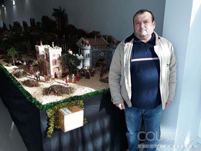 Un gran Belén ecolóxico, protagonista do Nadal de Gondomar
