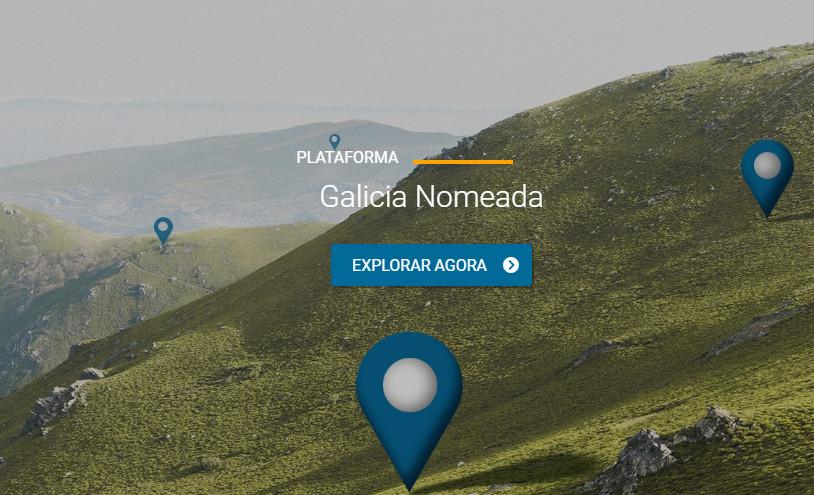 Galicia Nomeada, unha APP que abre a recolleita de microtopónimos á colaboración cidadá e reforza a divulgación dun patrimonio único