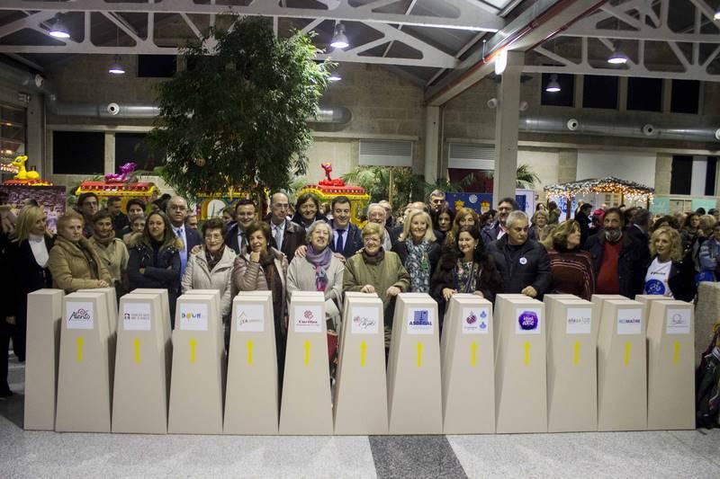 O Nadal Solidario abre as portas no Tinglado do Porto de Vigo