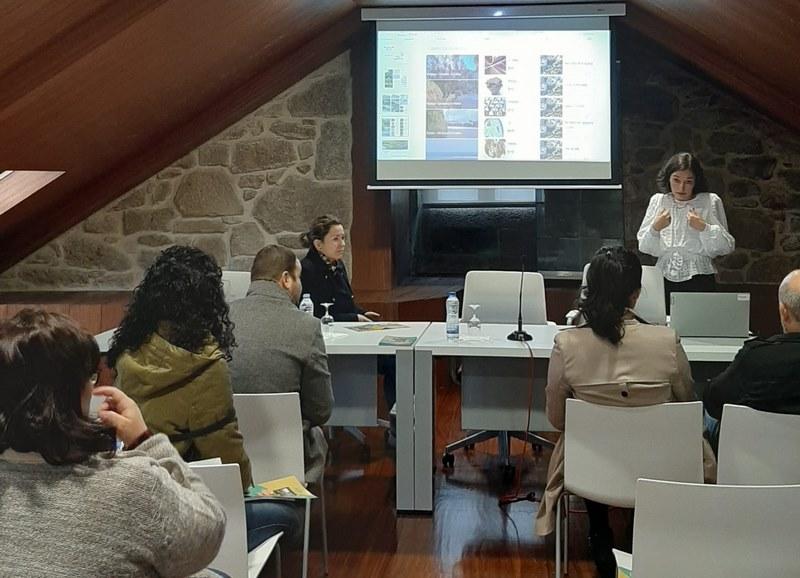 Presentan unha aplicación para potenciar os recursos patrimoniais, culturais, históricos e turísticos do río Miño