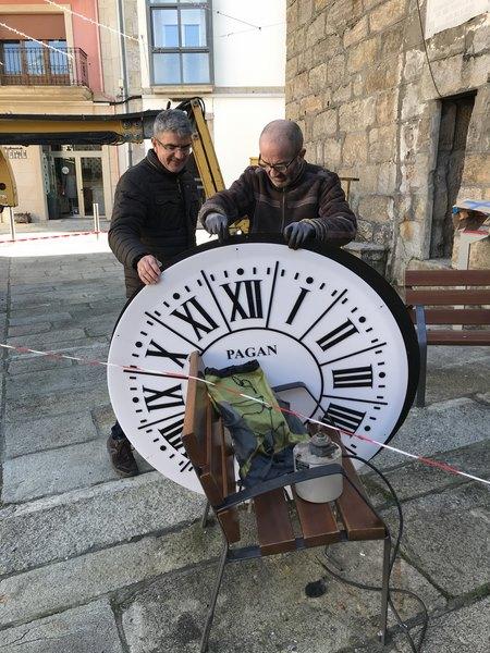 Nova vida para a histórica Torre do Reló da Guarda