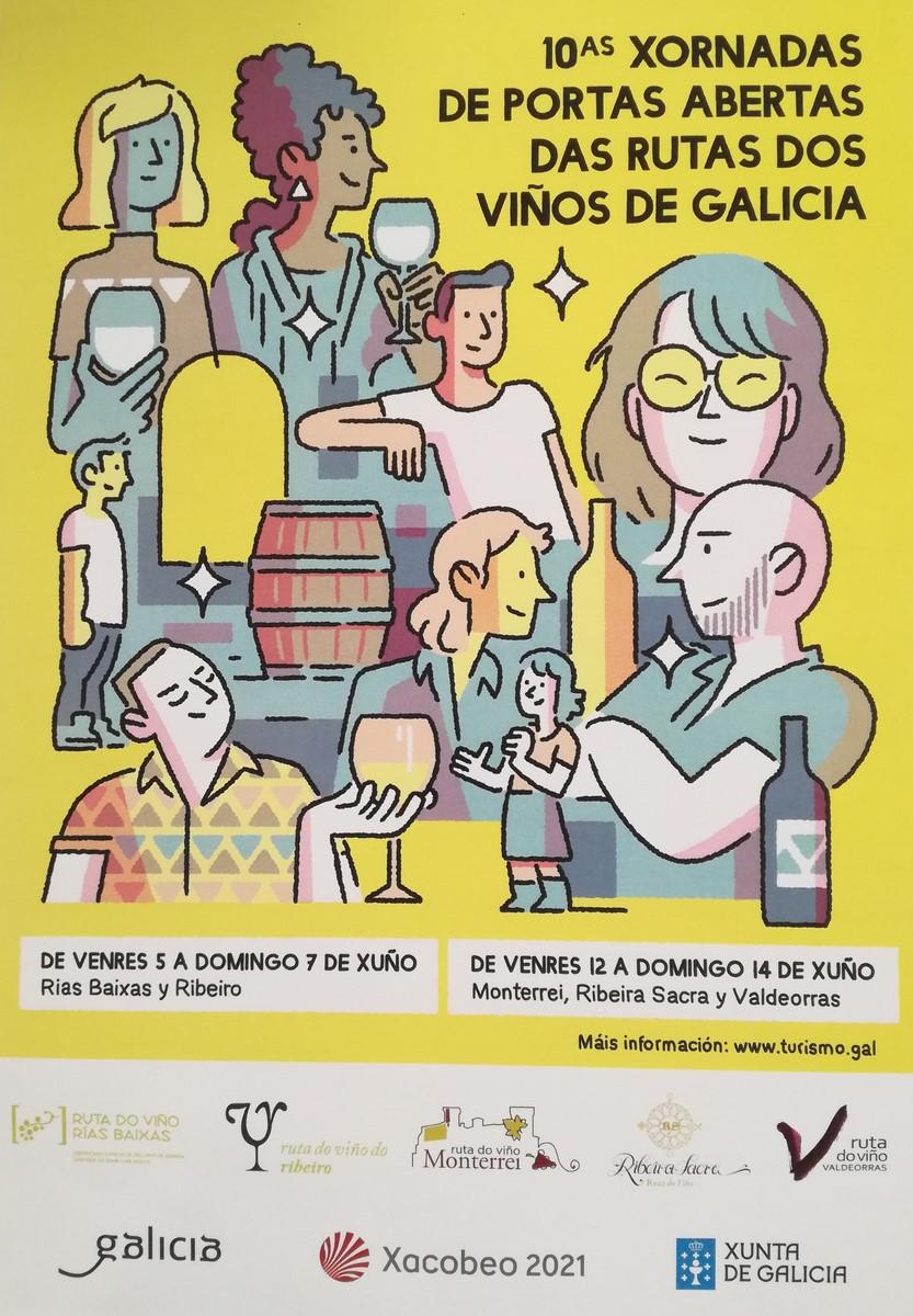 Máis de 60 carteis de 17 países presentáronse ao concurso de Cartelismo Terras Gauda – Turismo de Galicia