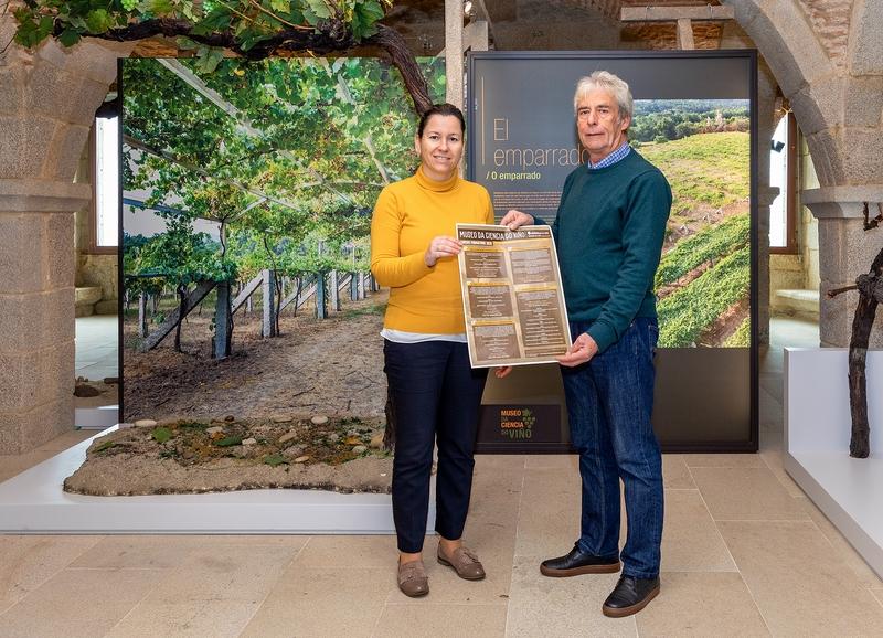 O Museo do Viño do Condado presenta unha ampla e variada oferta de cursos e experiencias para 2020