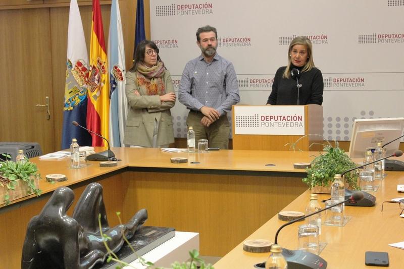 Unha nova edición de Voando nas Rías Baixas revalida a aposta da Deputación de Pontevedra polo turismo de natureza, sostible e desestacionalizado,