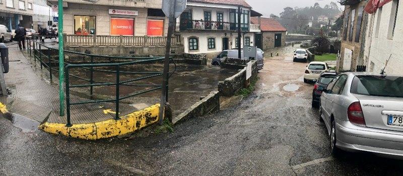 Nigrán creará unha praza pública preto da Ponte Románica da Ramallosa