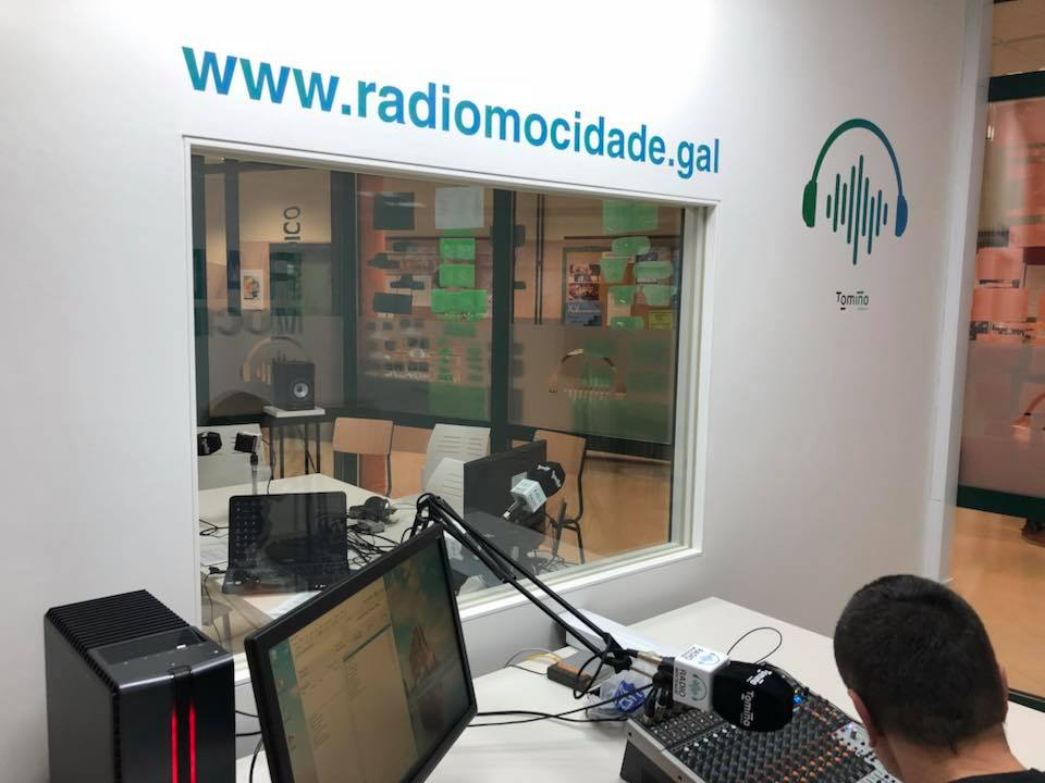 Radio Mocidade comeza nova andaina coma emisora escolar do IES Antón Alonso Ríos en Tomiño