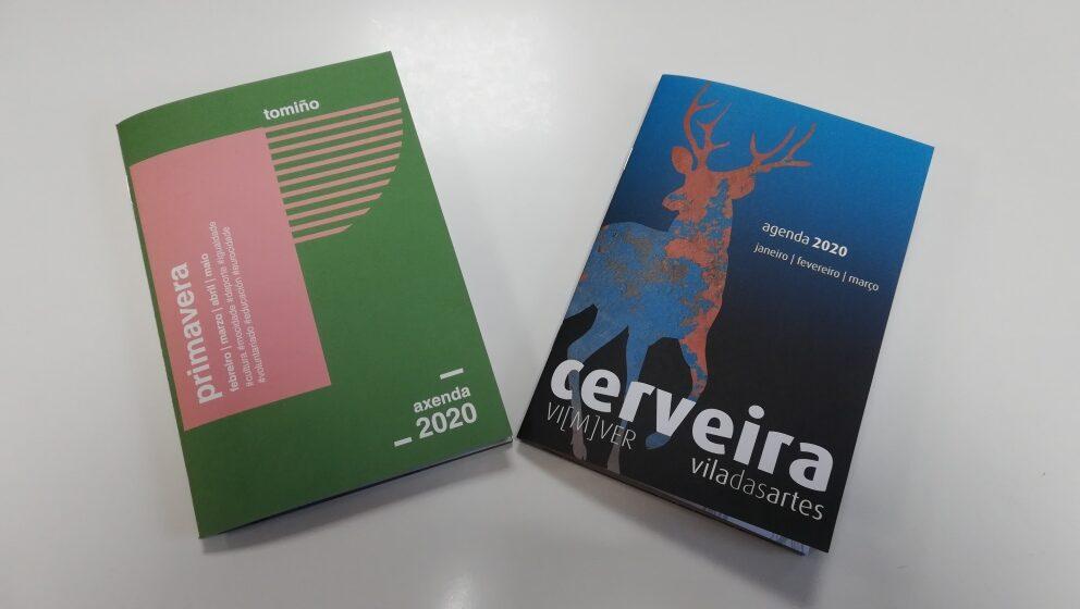 Tomiño e Cerveira promoven de forma conxunta as súas axendas culturais de Primavera
