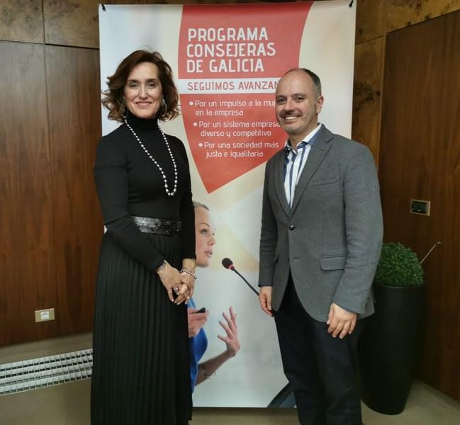 Zona Franca presentará en marzo as conclusións do seu programa Mulleres Conselleiras de Galicia
