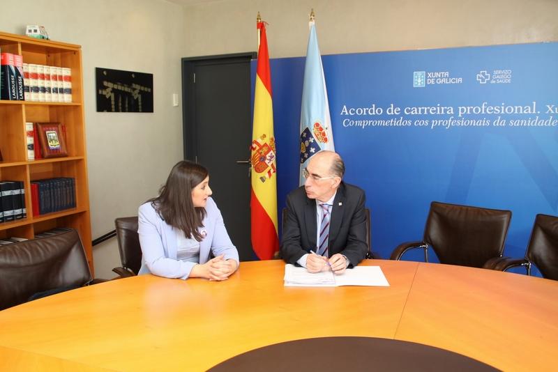 Avanzan as negociacións cara a construción do novo centro de saúde en Moaña