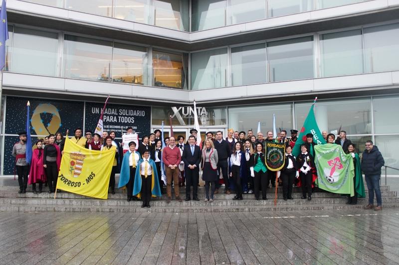 A terceira edición do Concurso de Rondallas da Área de Vigo que reunirá a 14 agrupacións da zona