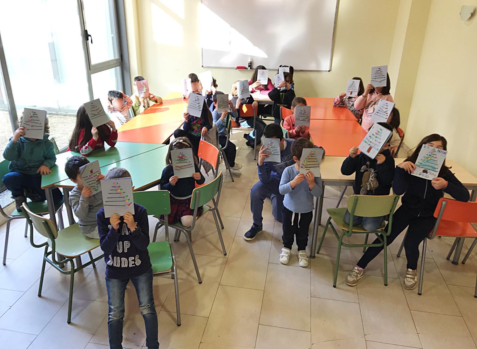 Nenos e nenas do Rosal descubriron diferentes culturas do mundo no campamento municipal de Nadal