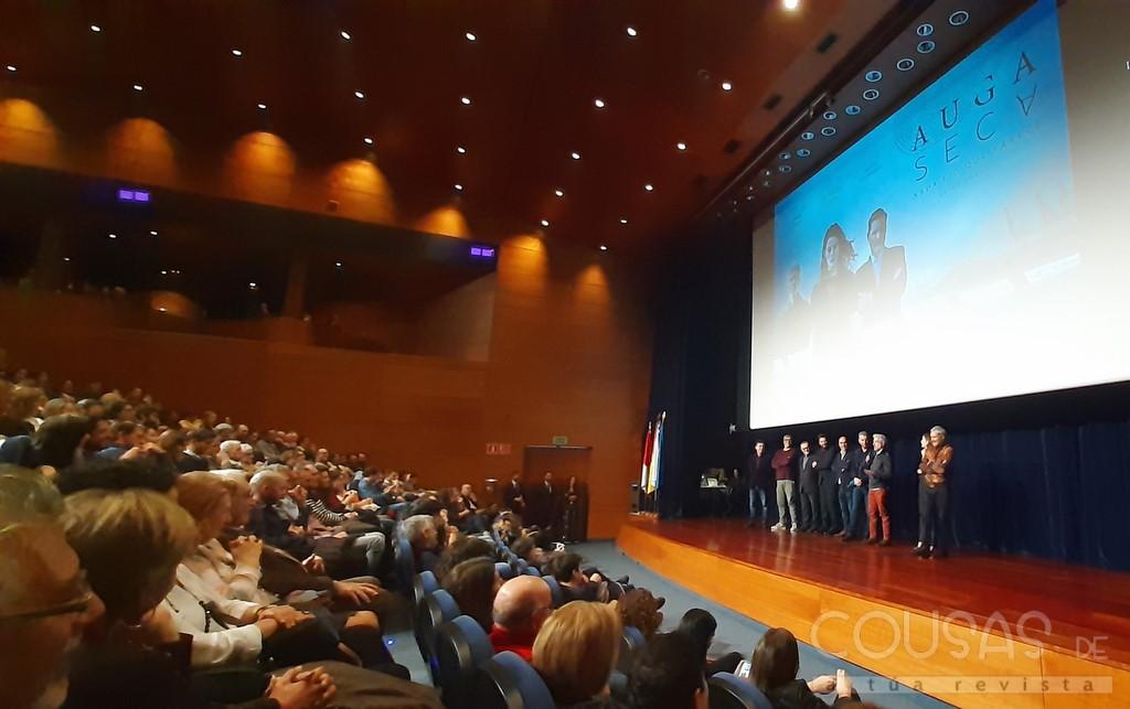 Auga seca conquista o público urbano na Televisión de Galicia
