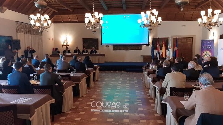 Baiona acolle o I Foro Iberoamericano Cuba - España