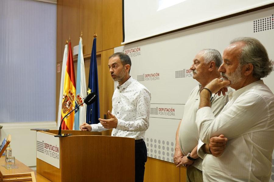 A Deputación de Pontevedra mantén o normal funcionamento dos centros de compostaxe do Plan Revitaliza