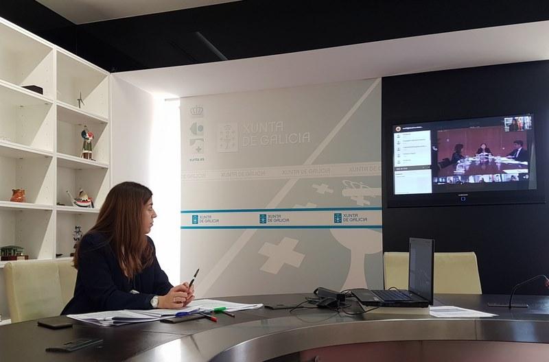 Galicia propón un convenio a nivel estatal con Correos para que o comercio de proximidade poida seguir activo a través da venda en liña