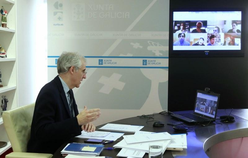 A Xunta manterá os programas de innovación cos centros tecnolóxicos