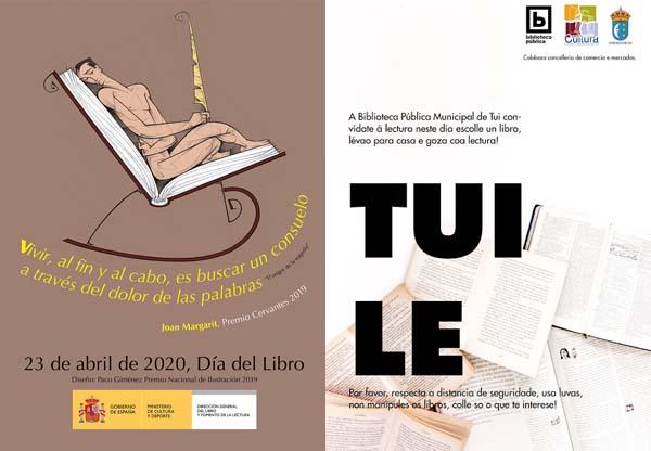 As Bibliotecas Escolares de Tui celebran on line a XI edición de 'Tui Le'