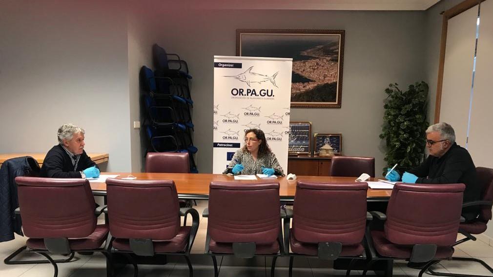 Orpagu pon en marcha un protocolo sanitario para garantir cero contagios nos seus barcos
