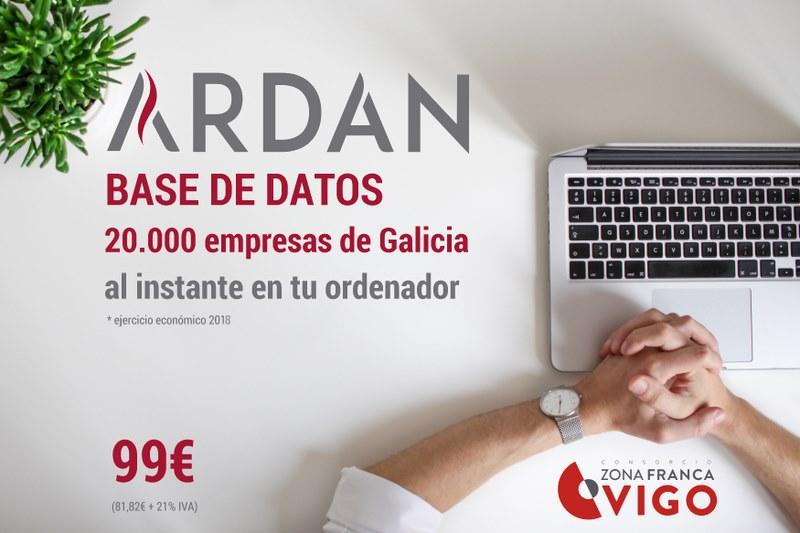 Zona Franca ofrece unha aplicación coa información económica das maiores empresas de Galicia