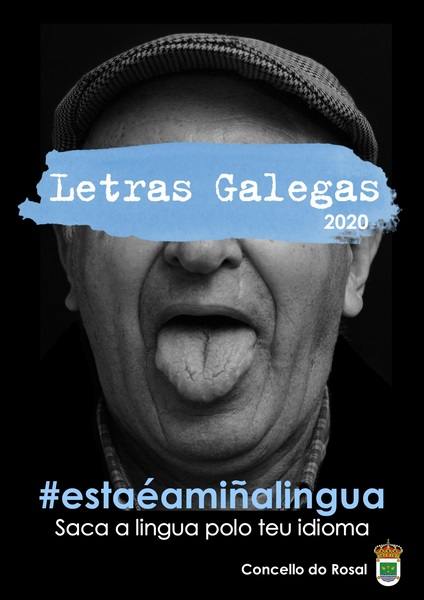 O Rosal saca a lingua polo Día das Letras Galegas