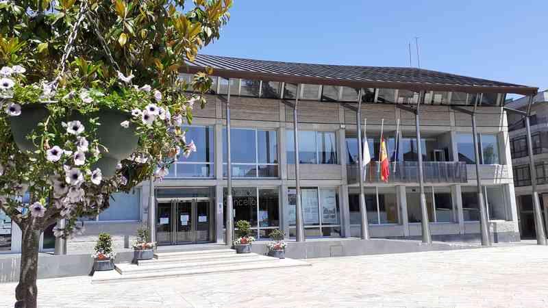 O Concello de Salceda abre as súas instalacións con tódalas medidas de seguridade