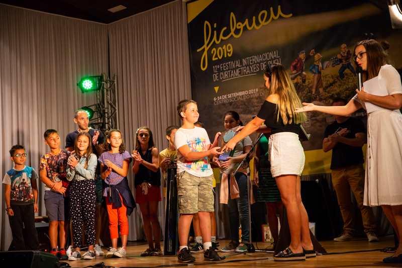 A Sección Escolas do FICBUEU abre o prazo para presentar obras ao festival que se desenvolverá en setembro