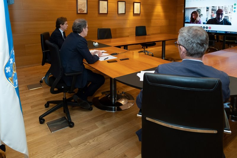 Galicia e o Norte de Portugal apostan por abrir máis pasos fronteirizos para reactivar a actividade económica