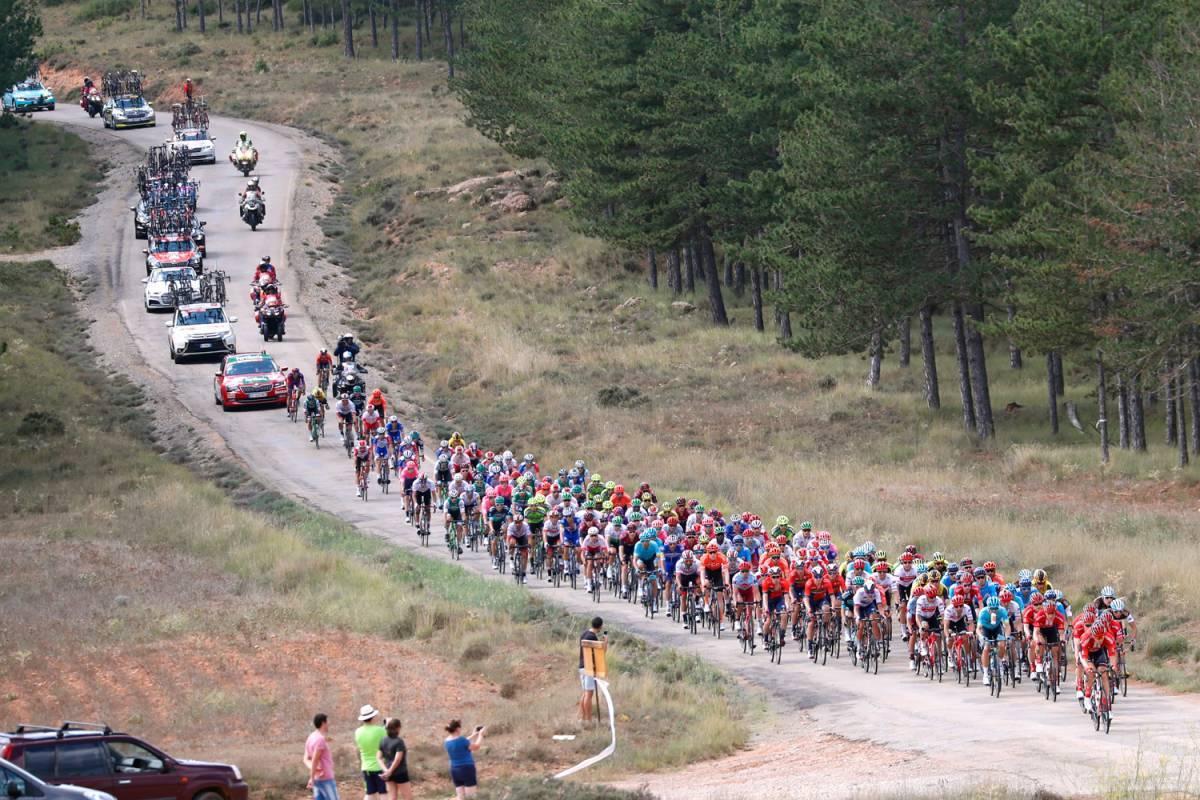 La Vuelta 20 non pasará por Portugal