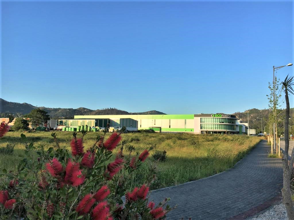 Nigrán outorga licenza para unha nova empresa no polígono de Porto do Molle