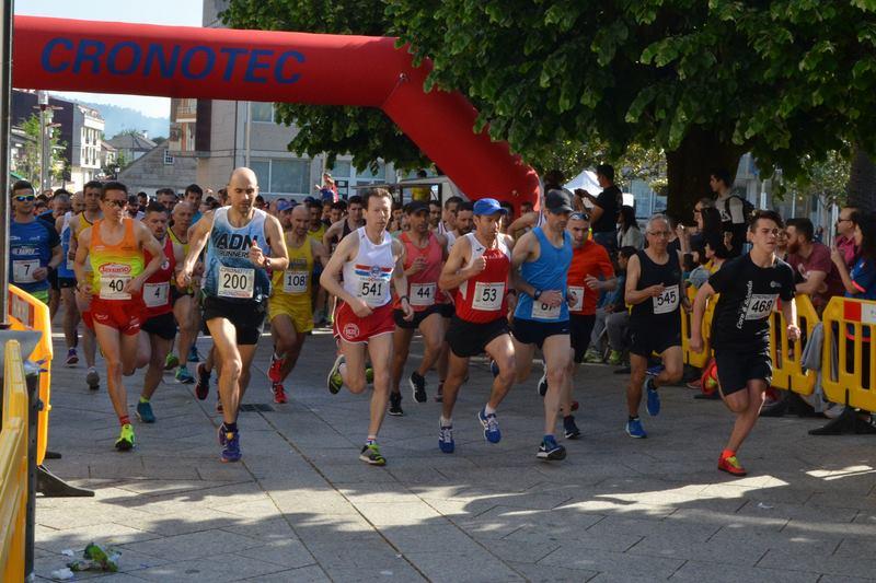 Salceda de Caselas programa para este domingo a I edición virtual da 'Corre X Salceda'