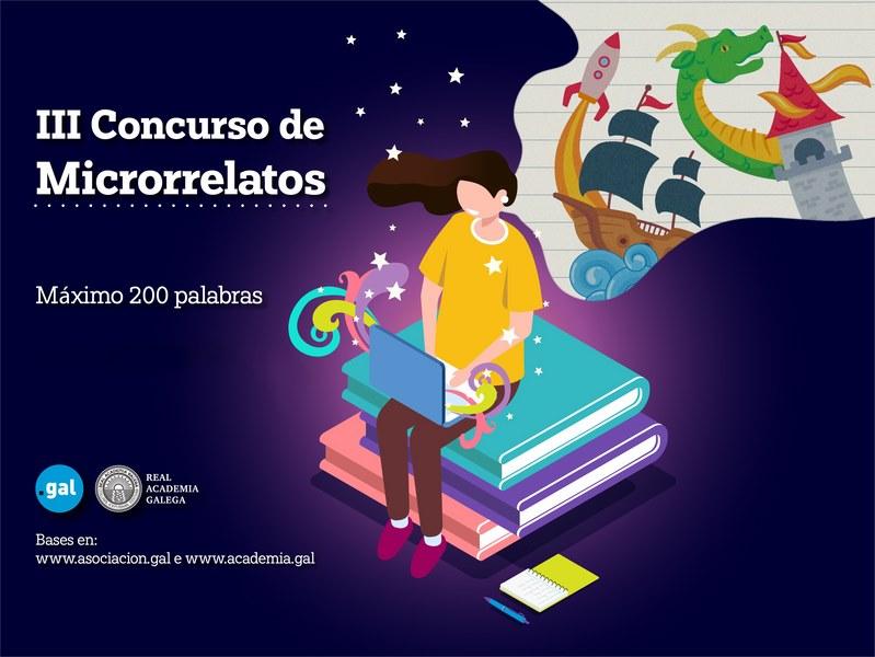 O III Concurso de microrrelatos da Real Academia e PuntoGal premia nove pequenas grandes historias entre as máis de 750 presentadas