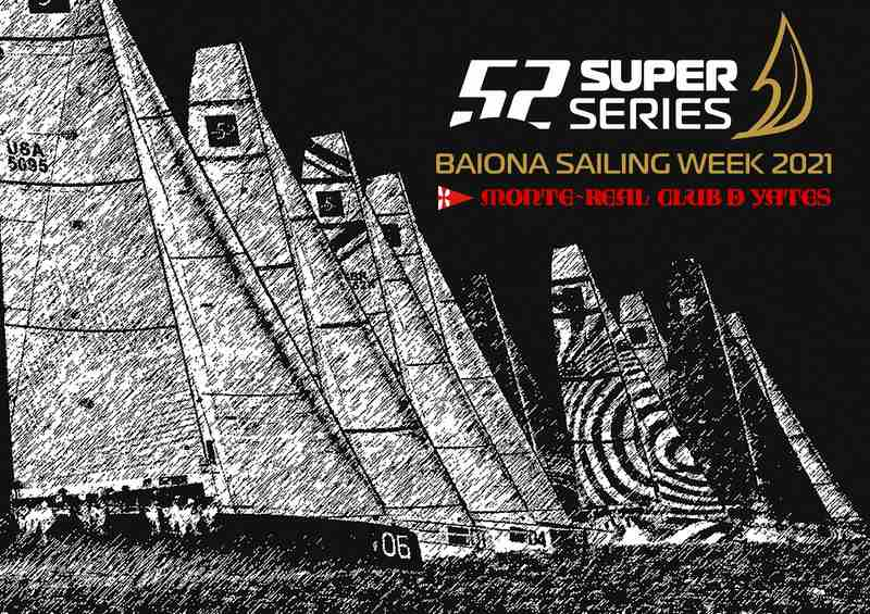 O Monte Real consegue que as 52 SUPER SERIES recalen en Baiona en 2021