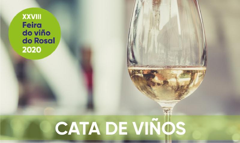 Aberta a inscrición para participar de forma presencial na cata comentada da Feira do Viño do Rosal