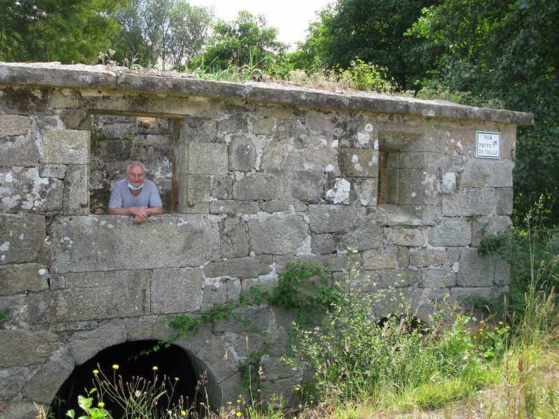 Nigrán rehabilitará o muiño do Porto do Molle