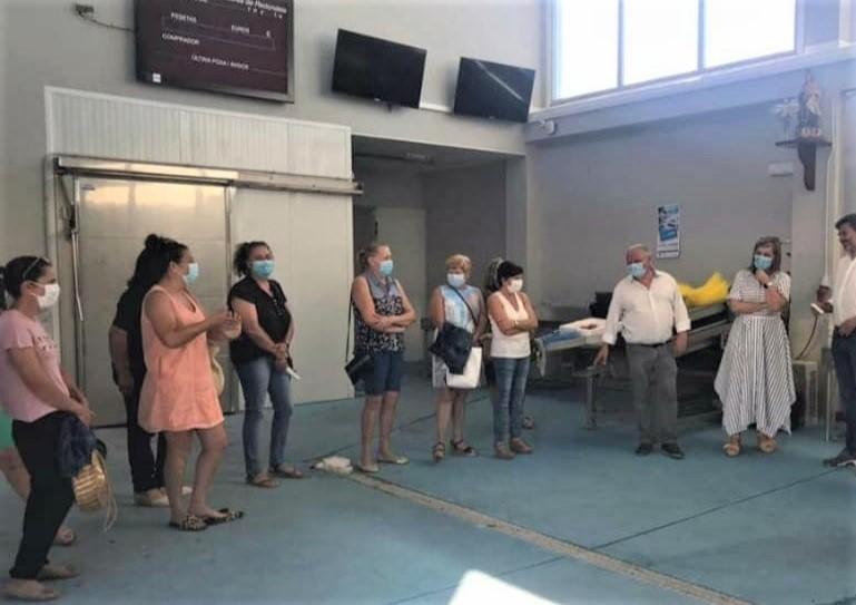 Concello de Redondela solicitou unha reunión urxente coa Consellería do Mar da Xunta de Galicia para tratar a situación delicada da Confradía de pescadores