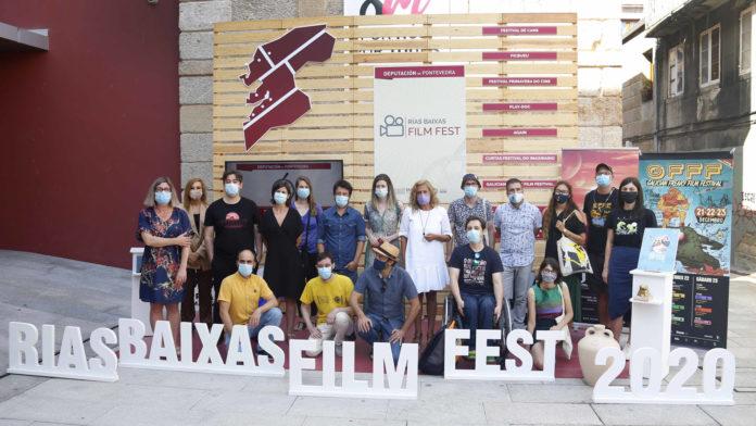 Nace Rías Baixas Fest a nova marca de calidade para relanzar e fortalecer aos festivais de cinema da provincia