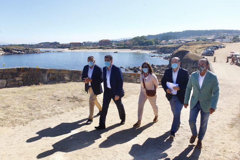 Sanxenxo convértese no primeiro concello de Galicia declarado territorio de preferente actuación turística