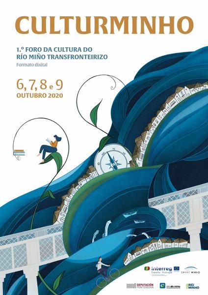 I Foro da Cultura do Río Miño Transfronteirizo en formato dixital