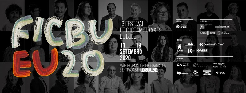 FICBUEU 2020 incrementará os pases das principais seccións para compensar a redución de aforo