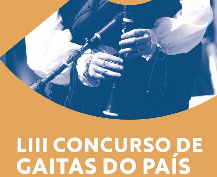 Ponteareas publica as bases para o LIII Concurso de Gaitas do País