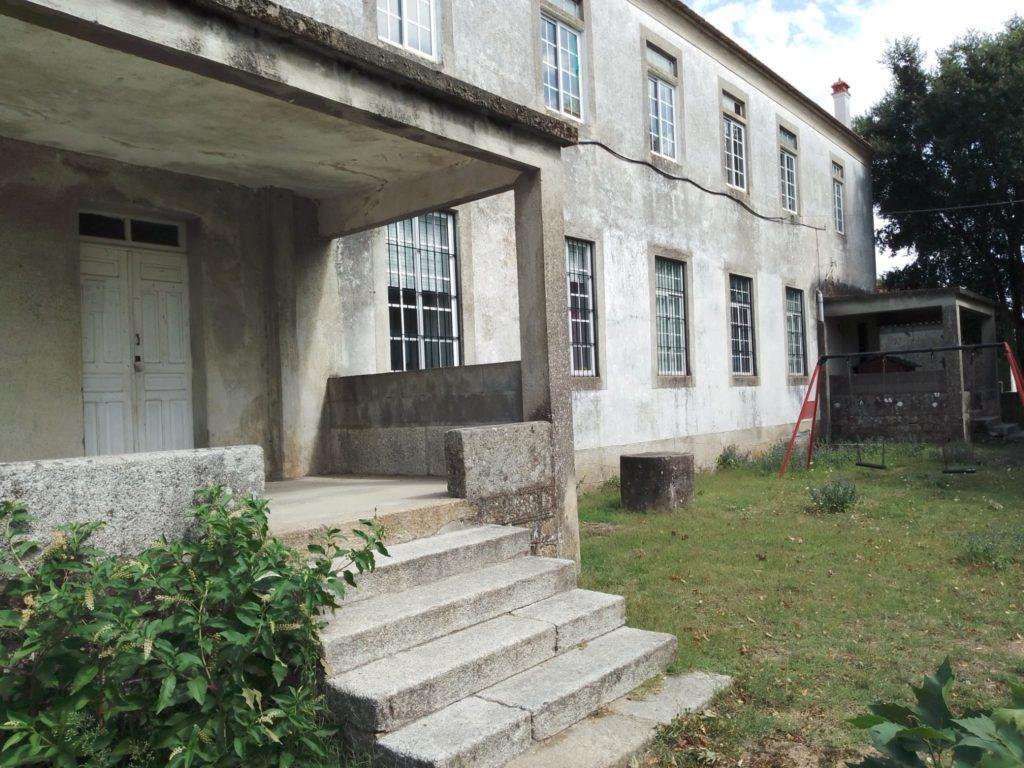 As Neves rehabilitará a casa de mestres, na Escola de Vide para o 'Programa de Vivendas Baleiras'