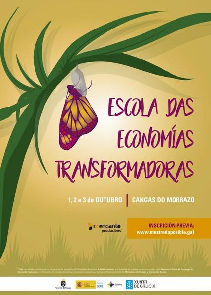 Cangas converterase esta fin de semana no epicentro da Economía Social e Solidaria