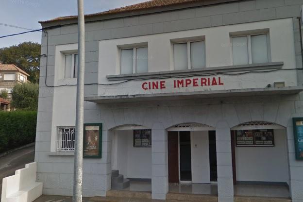 O Cine Imperial da Ramallosa premio honorífico do Festival Primavera do Cine