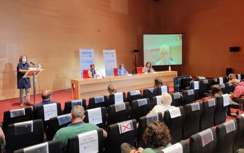 Pontevedra acolle a I Xornada sobre Turismo Mariñeiro e Pescaturismo en Galicia