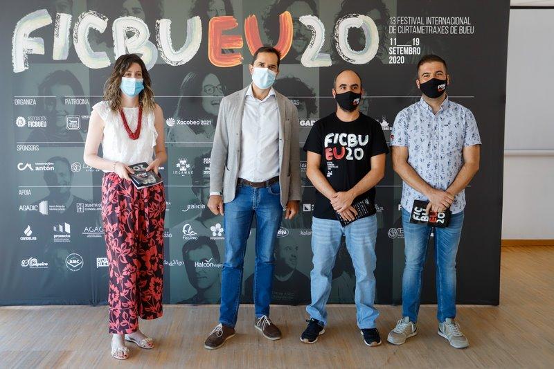 O FICBUEU afronta a súa 13ª edición con cinema de calidade e seguridade fronte a Covid