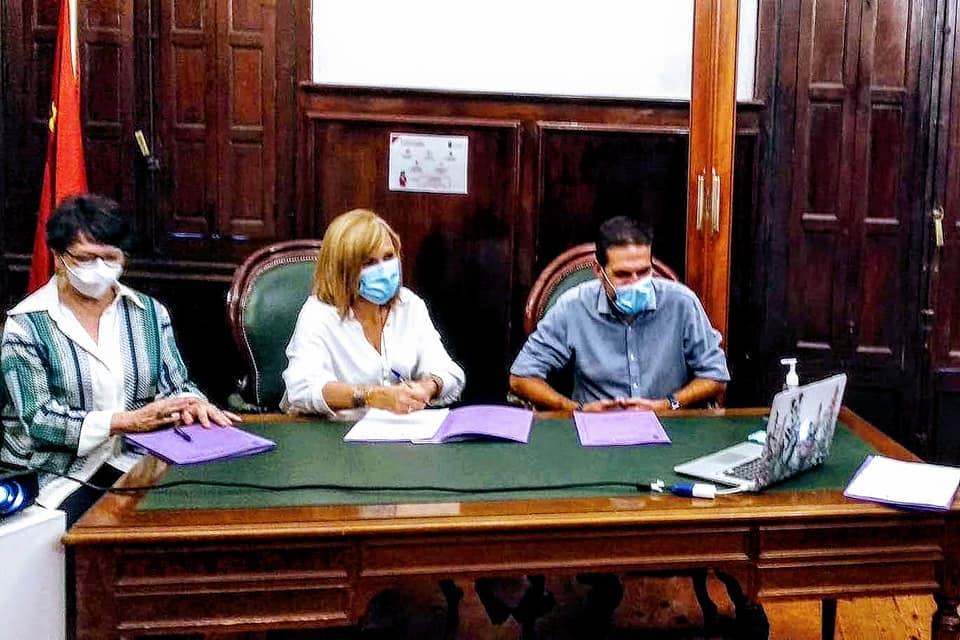 Redondela asina a carta de adhesión ao manifesto 'Bibliotecas en Igualdade'
